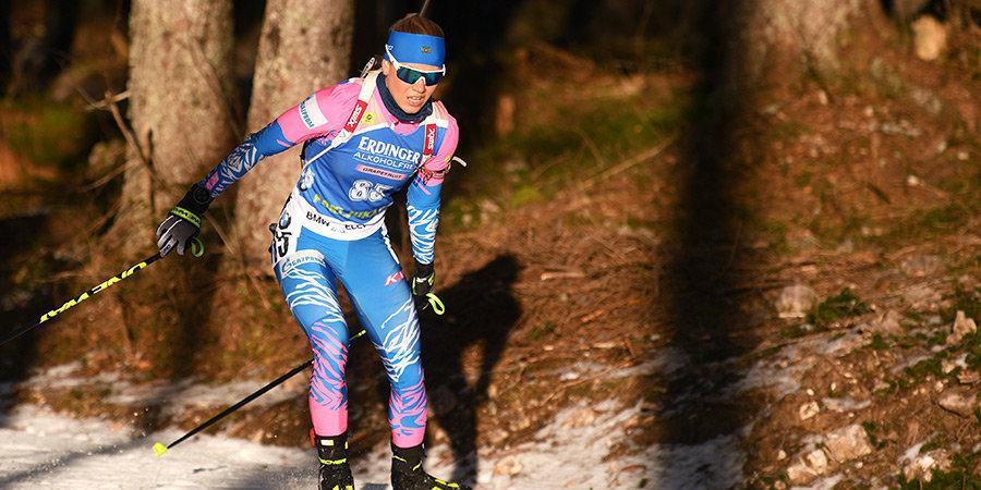 Кристина Резцова: «Не скажу, что в какой-то из гонок на ЧМ был супердостойный результат. Катя пробежала средне»