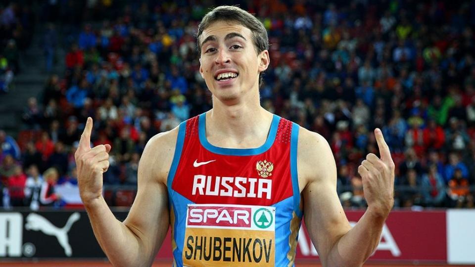 Шубенков и Ласицкене – спортсмены года по версии ВФЛА