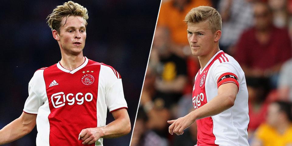 Запомните эти имена! Две будущие суперзвезды из Амстердама
