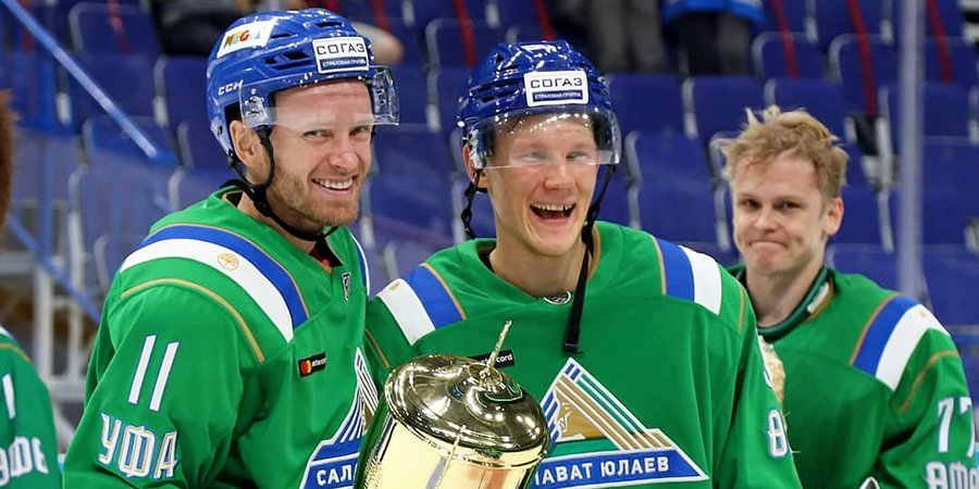 Предсезонка клубов КХЛ: «Сибирь» взяла трофей в Магнитогорске, «Салават» выиграл домашний турнир