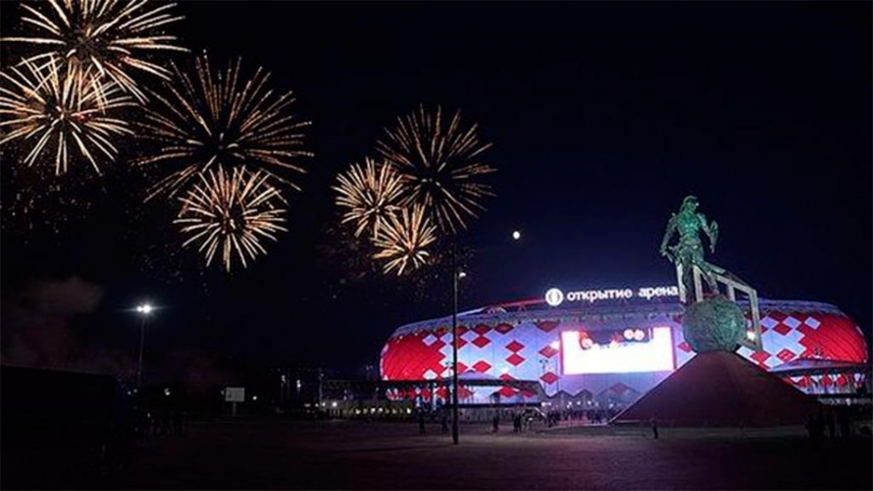 «Спартак» сделал заявление по ситуации с уволенным диктором стадиона