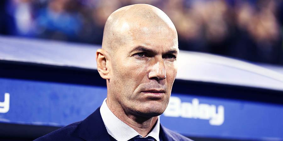 «Реал» проводит 200-й матч под руководством Зидана