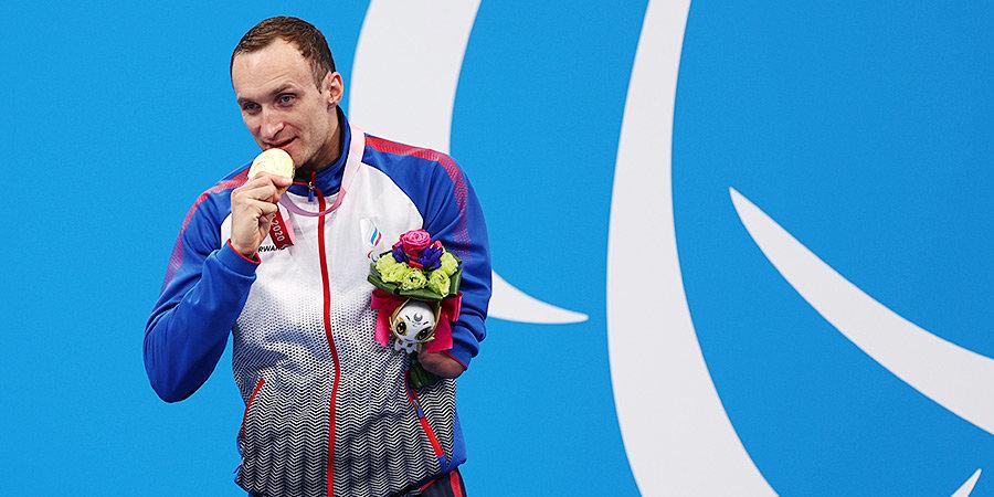 Андрей Калина — о золотых медалях Паралимпиады: «Лучшие эмоции, которые мы испытываем, это только здесь, в воде, в спорте»