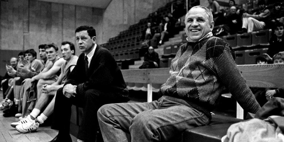 «Здравствуйте, это Володя Машков. Я как будто своего папу играл». Трогательное интервью вдовы легендарного тренера Кондрашина