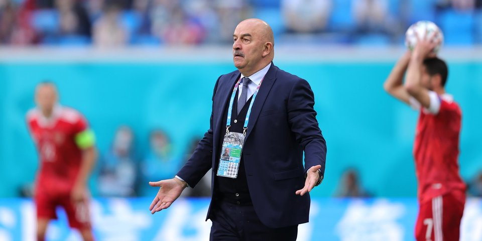 Черчесов ответил на вопрос, кто займет место в воротах в матче с Данией