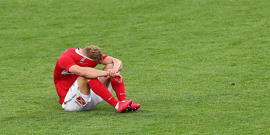 Бывший генсек РФС: «Преждевременно рассчитывать на то, что «Спартак» быстро вернется в элиту нашего футбола»