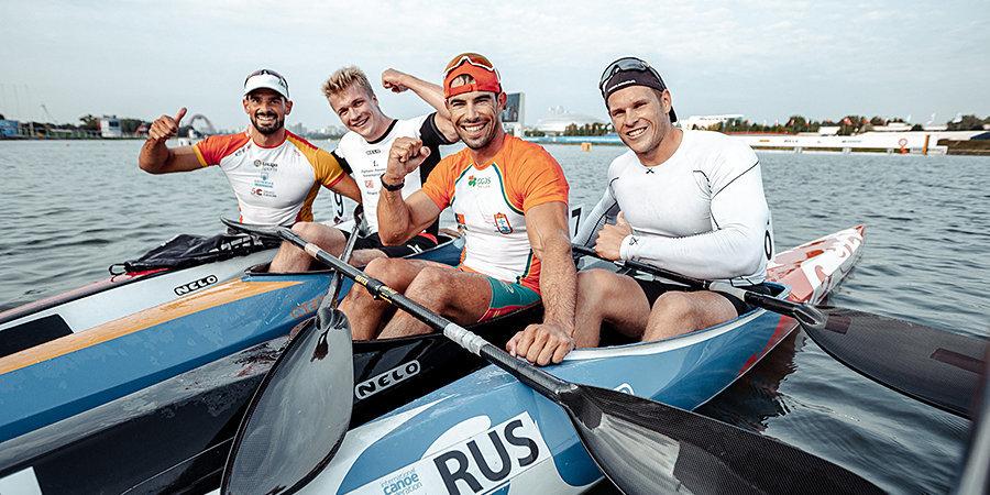 Кубок братьев Агеевых собрал на гребном канале Москвы более 1000 участников из 19 стран мира