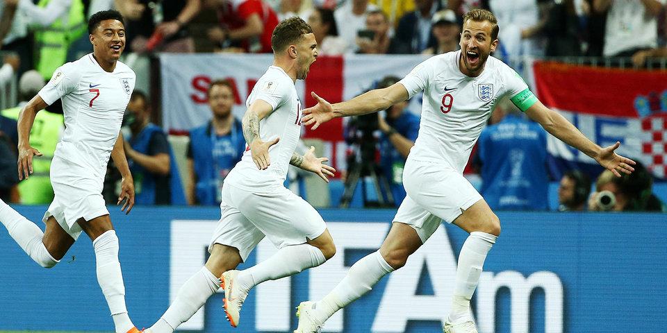 Англия забила три гола в ворота США в прощальном матче Руни
