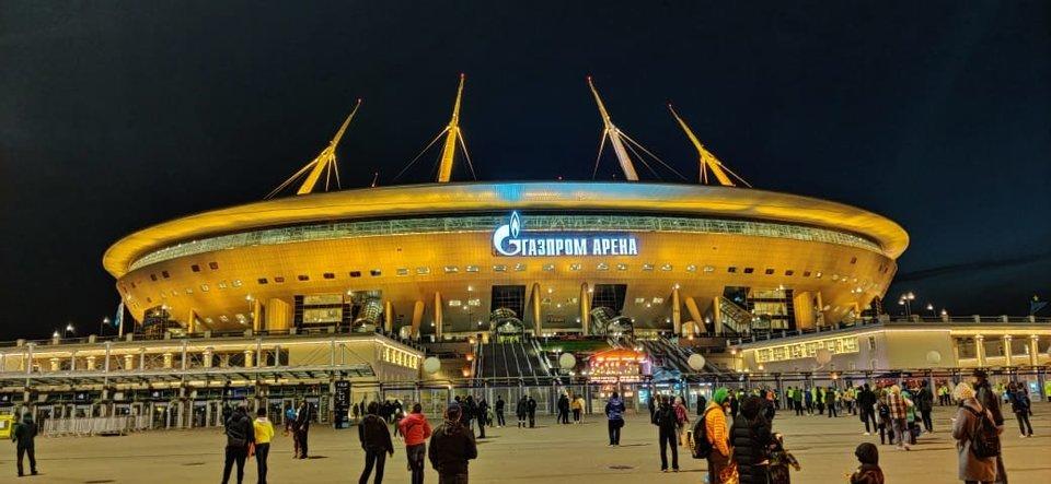 Вице-губернатор Санкт-Петербурга назвал предельную заполняемость спортивных трибун города в октябре