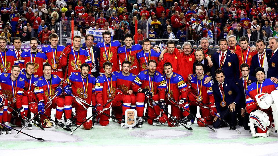 ФХР: «В список кандидатов включены хоккеисты, выступавшие за сборную России в 2017 году»
