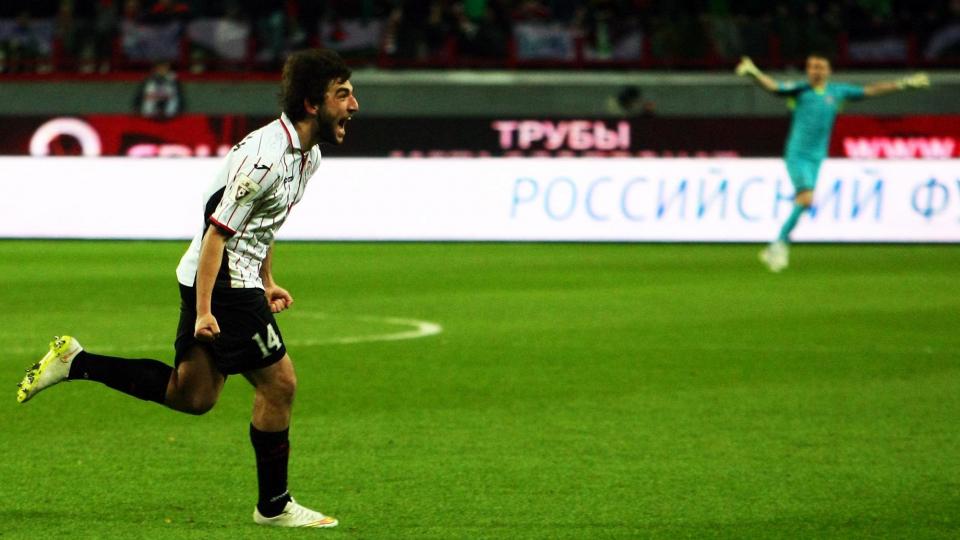 Георгий Джикия: «С российским паспортом шансов пробиться в топ-клуб в 5 раз больше»