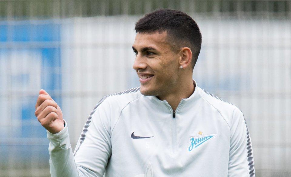 Паредес, Ригони и Маммана вызваны в сборную Аргентины на матчи отбора ЧМ-2018