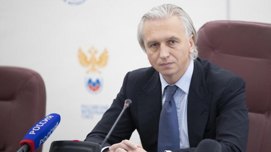 Дюков включен в Совет при президенте РФ по развитию физической культуры и спорта