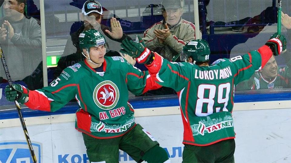 «Ак Барс» увез победу из Челябинска