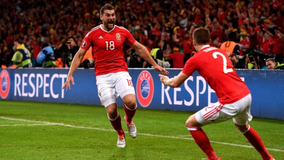 Уэльс с минимальным счетом победил в Тбилиси