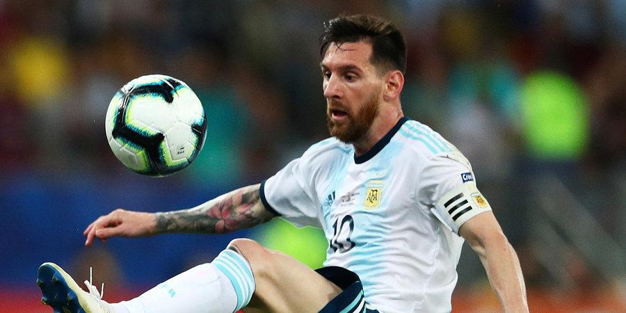 Вильмар Барриос – о встрече с Месси: «Мотивировал себя тем, что предстоит сыграть против лучшего игрока мира»