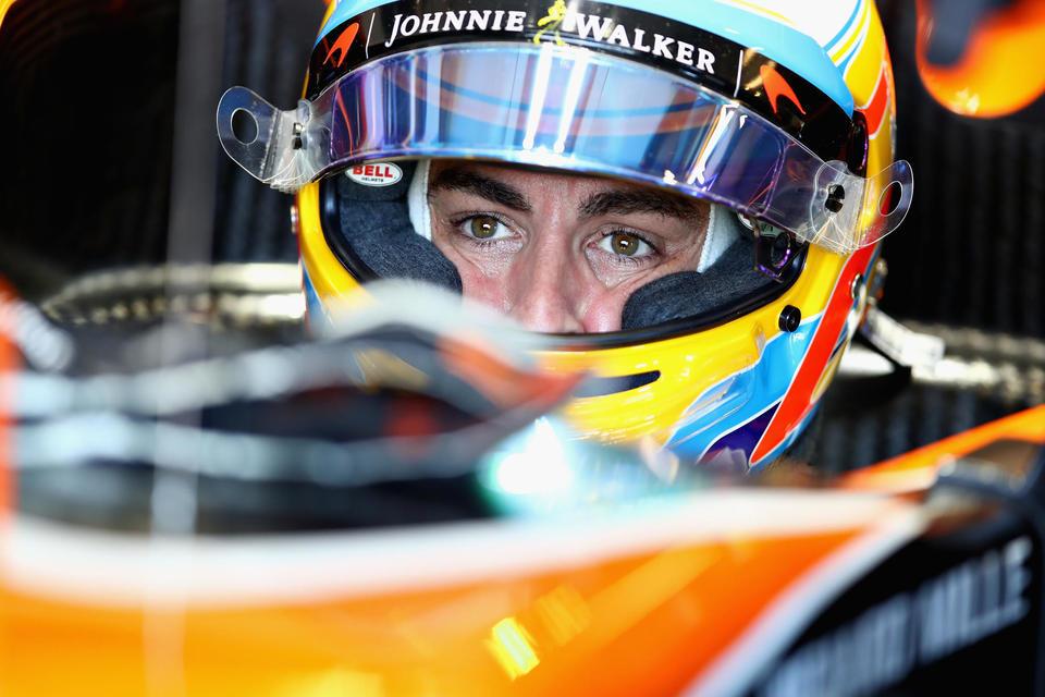 Алонсо принял участие в тестах к гонке «24 часа Дайтоны»