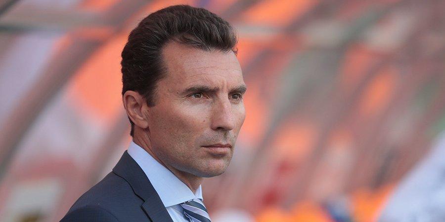 Александр Григорян подал в отставку с поста главного тренера «Алашкерта»