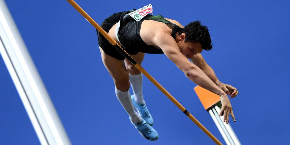 Моргунов победил в показательных соревнованиях на вокзале Цюриха