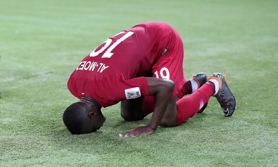 Сборная Катара впервые в истории выиграла Кубок Азии