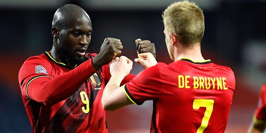 Де Брюйне может пропустить групповой этап Евро-2020