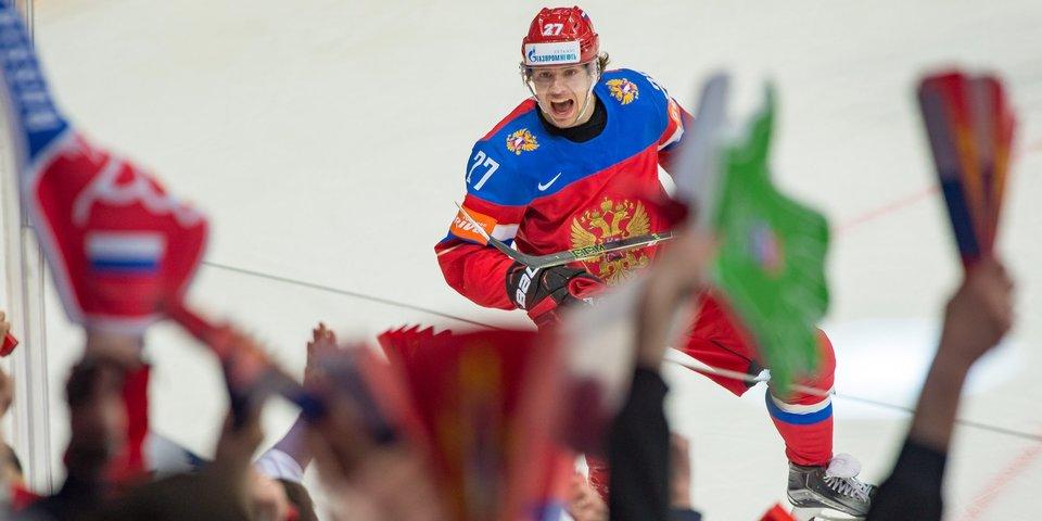Буллит Панарина приносит России победу над Швецией: голы и лучшие моменты