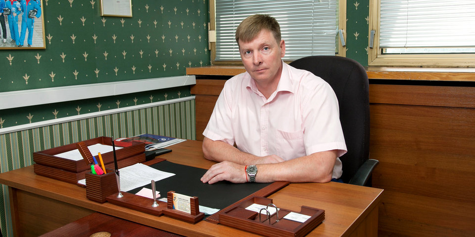 Александр Зубков: «Критика в мой адрес - попытка рейдерского захвата федерации»