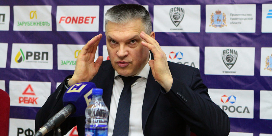 Евгений Пашутин: «Мы были далеки от своей игры, особенно в защите»