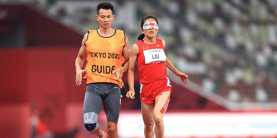 Китай досрочно выиграл медальный зачет Паралимпиады