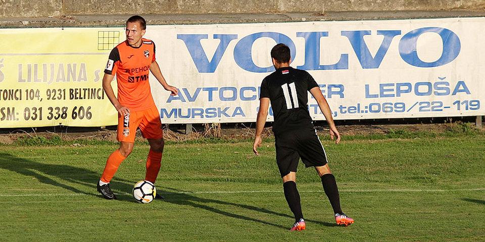 Гола Павленко не хватило «Уралу» для победы в Словении