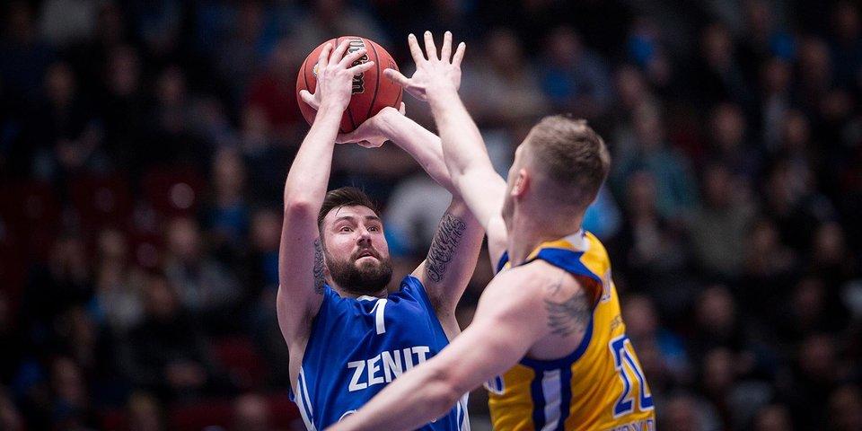 Почему «Химки» –«Зенит» –самая интересная пара в российском баскетболе