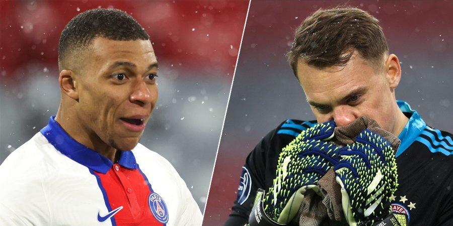 «Бавария» и «ПСЖ» убедительно заявили о готовности взять трофей. Дуэль Мбаппе – Нойер стала ключевой в первом матче