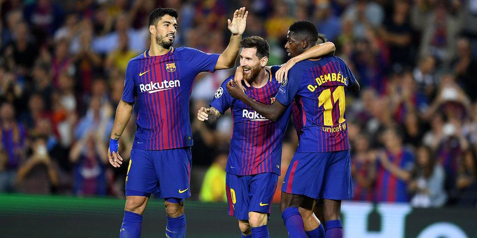 «Барселона» сыграет с «Лас-Пальмасом» на пустом «Камп Ноу»