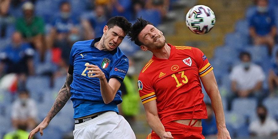 Уэльс вслед за Италией вышел в плей-офф чемпионата Европы, Швейцария заняла 3-е место в группе
