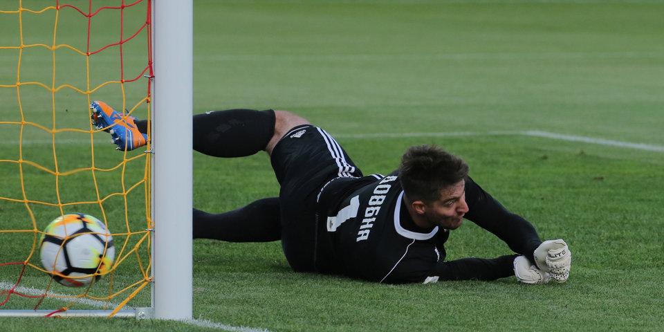 Вратарь СКА: «Медведи в Хабаровске не ходят, пусть «Локомотив» приезжает»