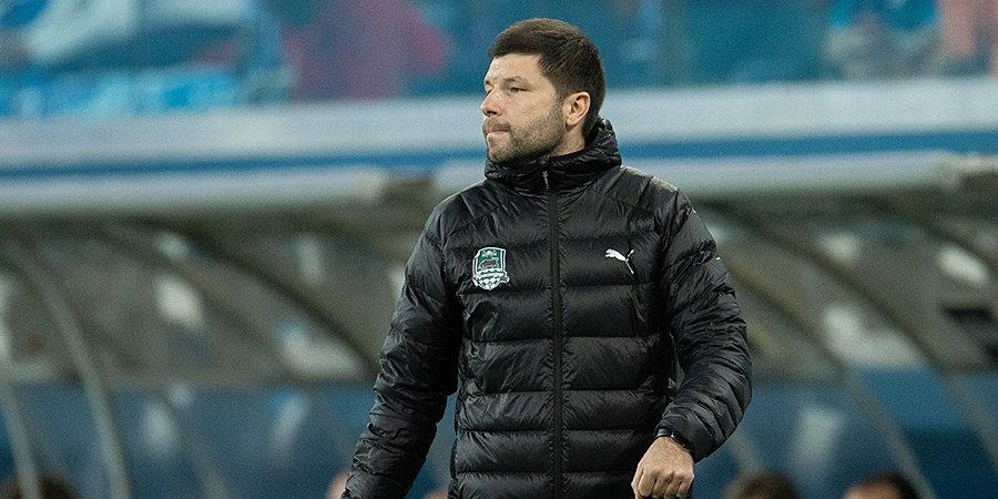 Мурад Мусаев: «Краснодар» показал себя несдержанным в матче против «Севильи»»