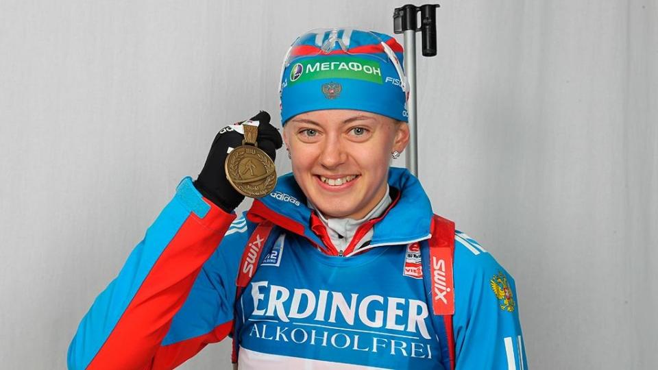 Биатлонистка Вилухина отказалась отдавать медали Олимпиады вСочи
