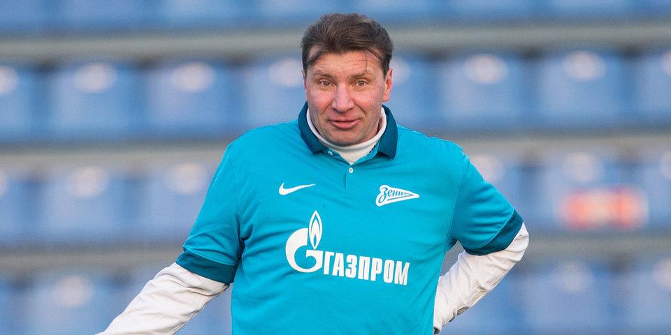 Сергей Дмитриев: «Зениту» на руку, что у него меняются преследователи»