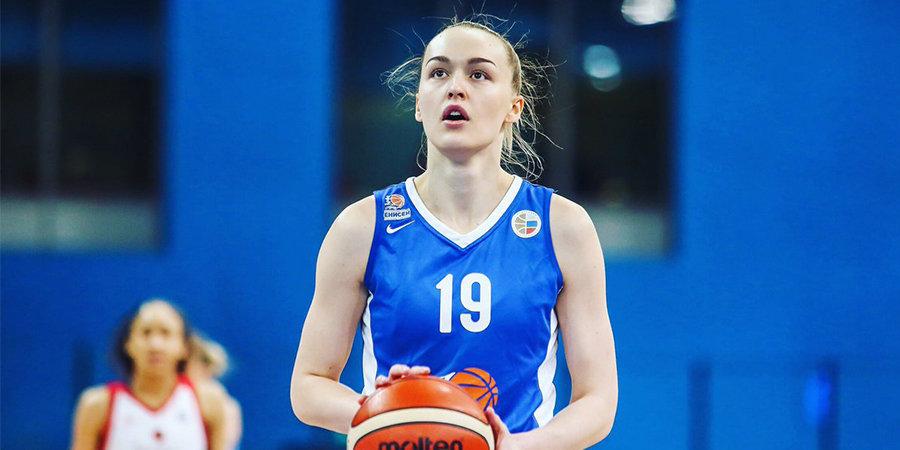 Российские баскетболистки объяснили свое появление в форме сборной Испании