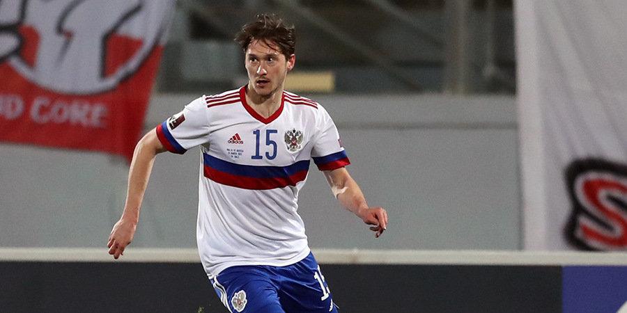 Алексей Миранчук: «Наш гол вдохновил, но затем пропустили обидный мяч»