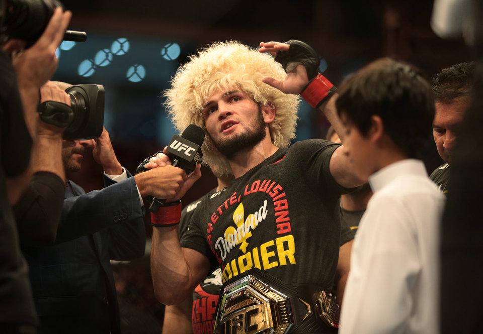 UFC: Турнир в Абу-Даби с боем Хабиба продемонстрировал астрономические показатели