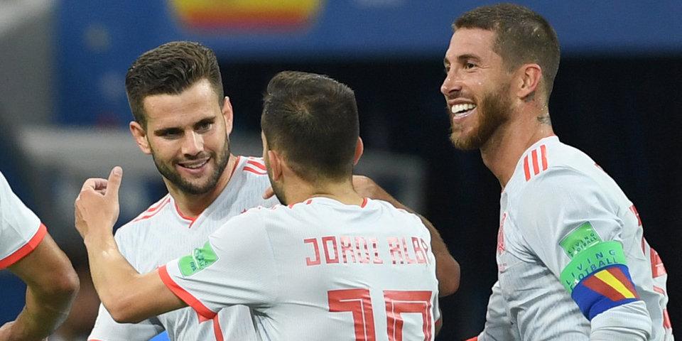 Испания прилетела в Казань на матч против Ирана