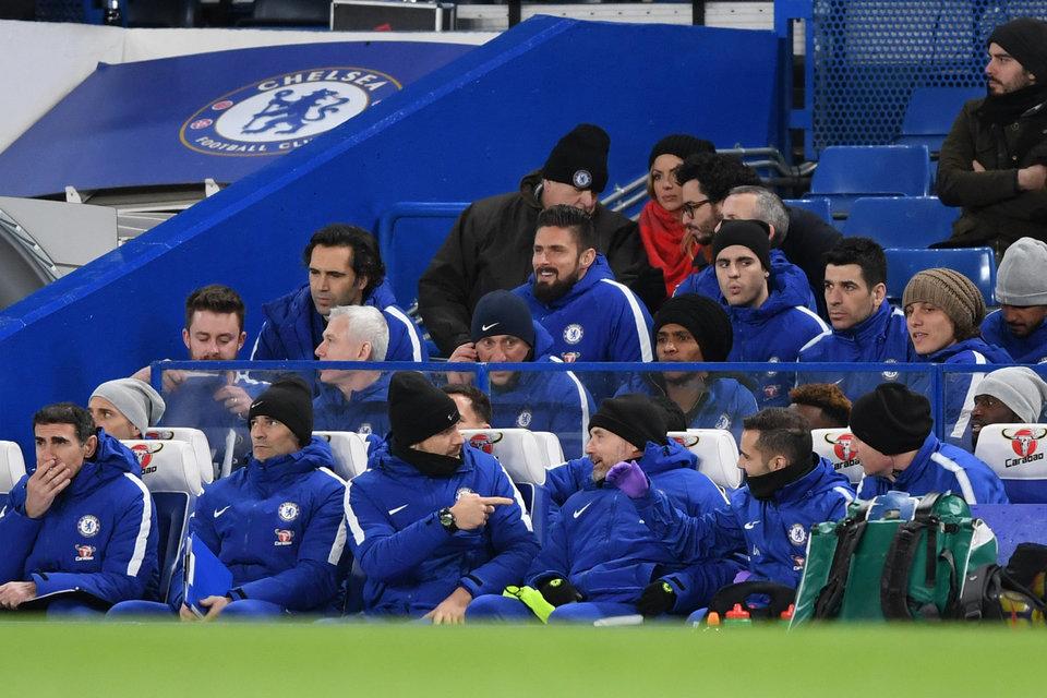 «Челси» после победы над «Арсеналом» перекрасил символы Лондона в синий