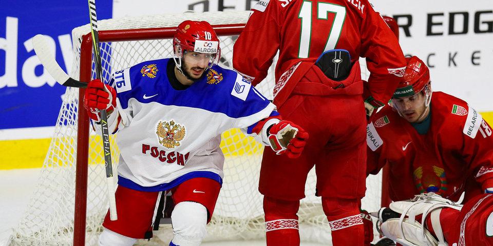 Россия вновь забрасывает пять шайб на молодежном чемпионате мира: как это было