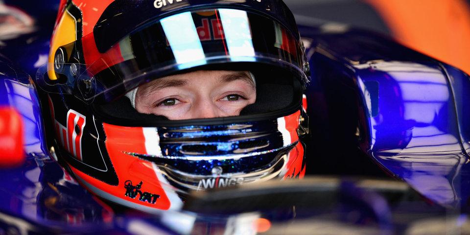 Квят выносит с трассы партнера: жаркие моменты Гран-при Великобритании