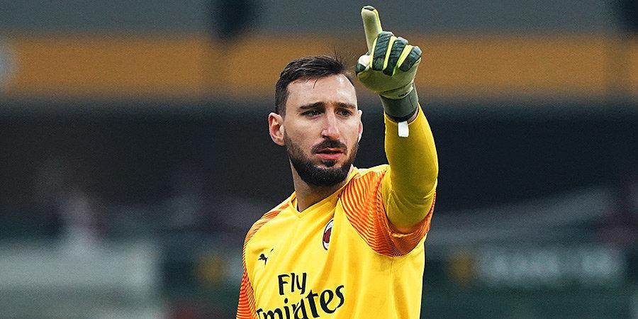 Брат Джанлуиджи Доннаруммы перешел в клуб третьего дивизиона Италии