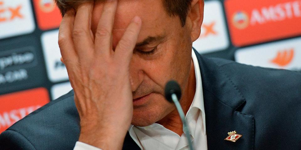 Рауль Рианчо: «Просто стараюсь делать свою работу в «Спартаке»