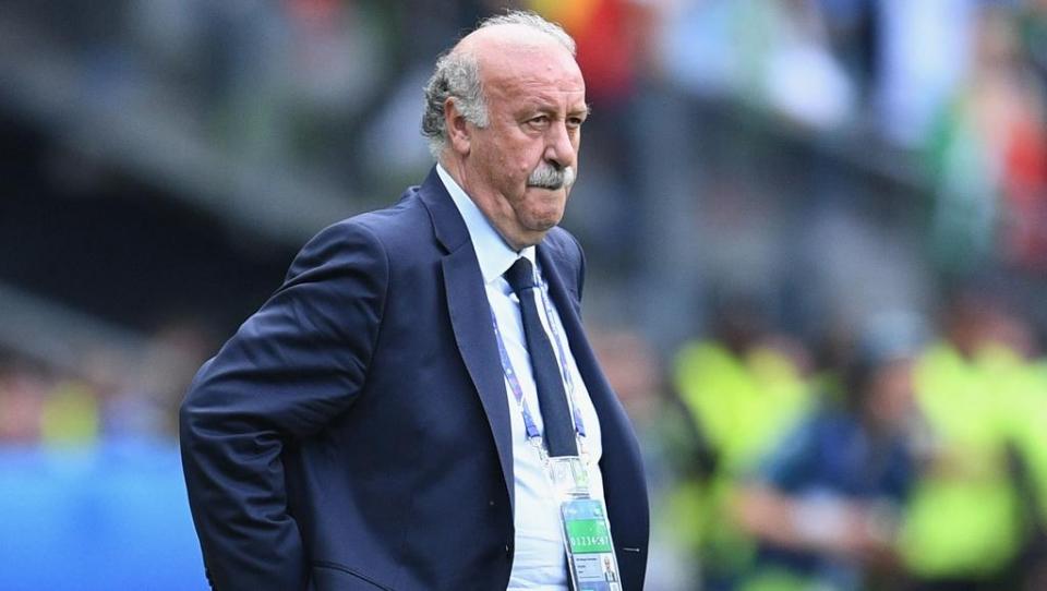 Висенте Дель Боске: «Лопетеги справится с работой в «Реале»