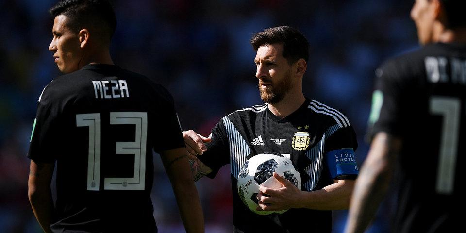 Ряд игроков во главе с Месси могут завершить выступления за сборную Аргентины после ЧМ-2018