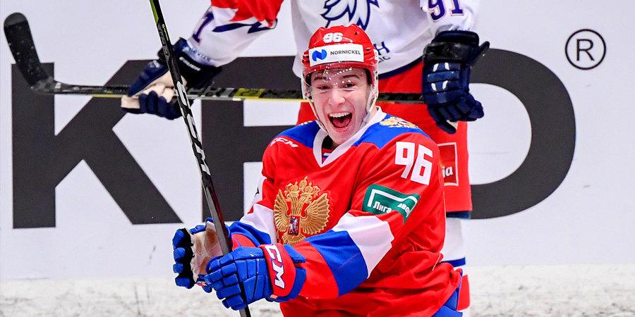 Новая сборная России не разочаровала. Итоги Шведских хоккейных игр